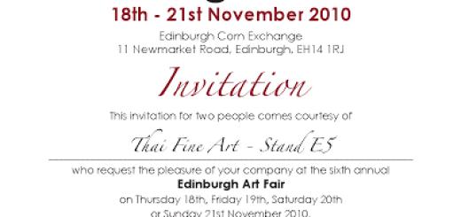 edinburgh fine art fair