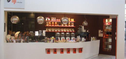 healthy tea and coffee at fiji