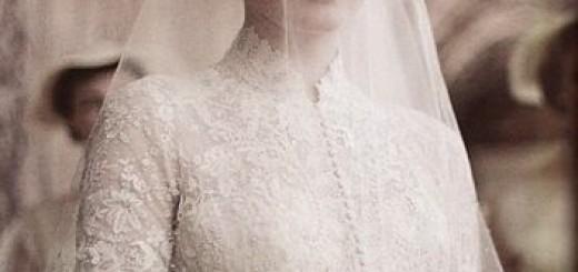 Grace kelly wedding dress 1