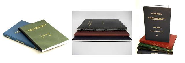 Hubert Book Binding