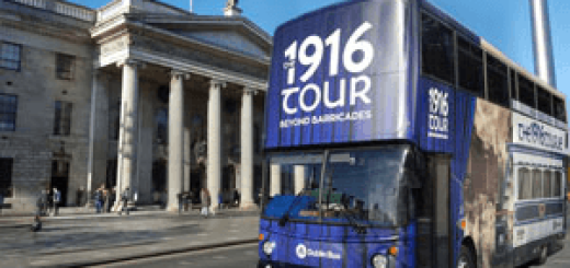 easter rising bus tour dublin