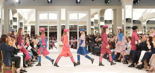 chanel paris fashion week 2016