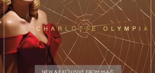 fall for the nostalgic allure of charlotte olympia m·a·c collection