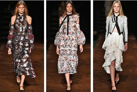 Erdem SS16 runway collection