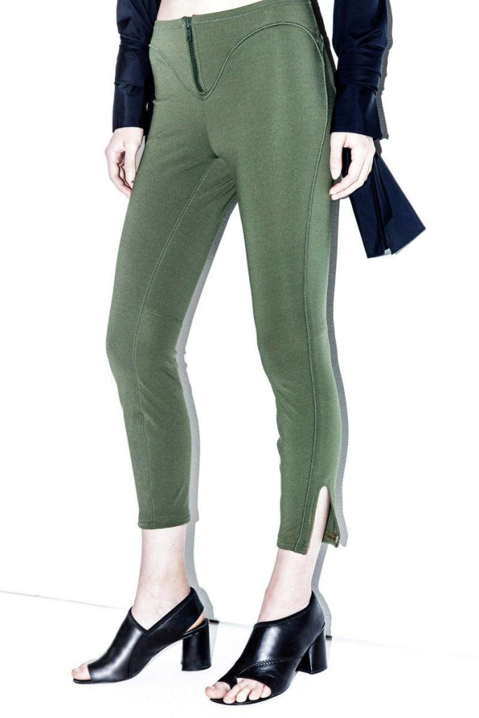 Wet Suit Pant by Phillip Lim