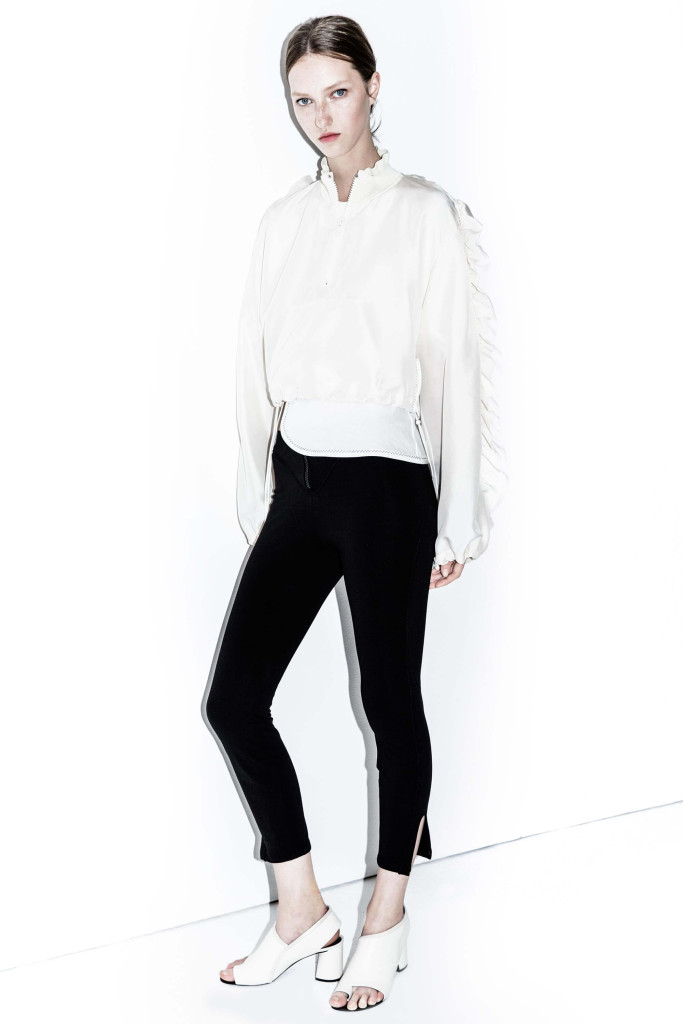 3.1 Phillip Lim Wet Suit Pant