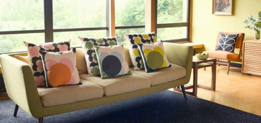 spring refresh for the home! orla kiely spring collection