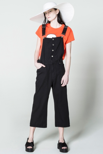 Four pocket dungaree