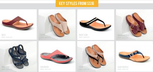 meet the all new strive – womens footwear uk