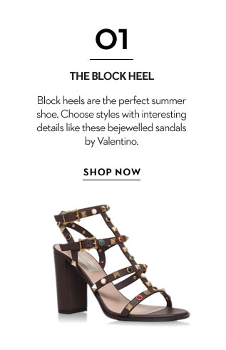 the block heel