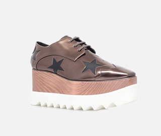 The flatform from brown thomas