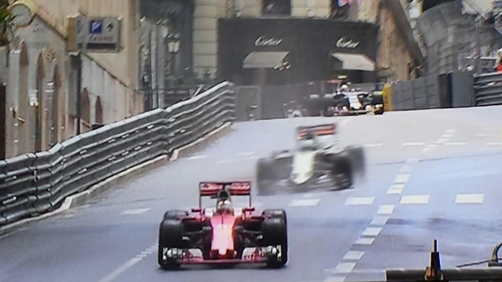 F1 Monaco Grand Prix