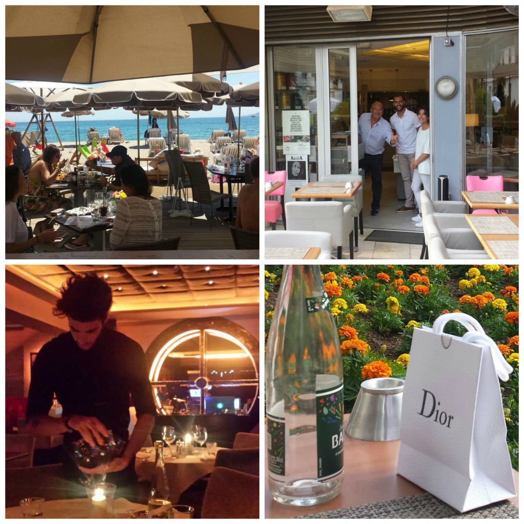 Restaurants and Shops in Cannes