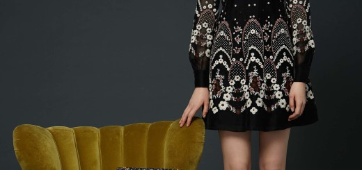 orla kiely dresses ireland vogue runway 2017 collection