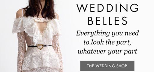 the wedding belles dress shop at harvey nichols