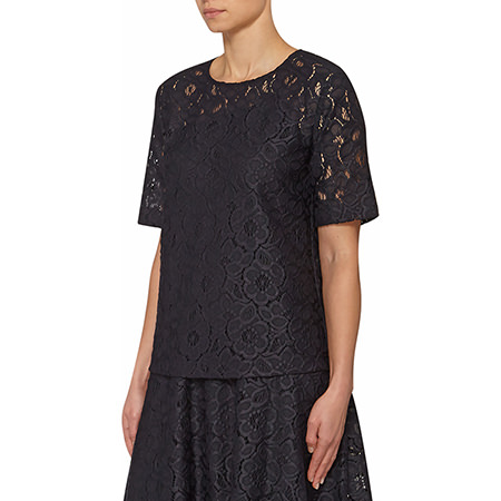Textured Lace Top Now €95.00 Was €245.00