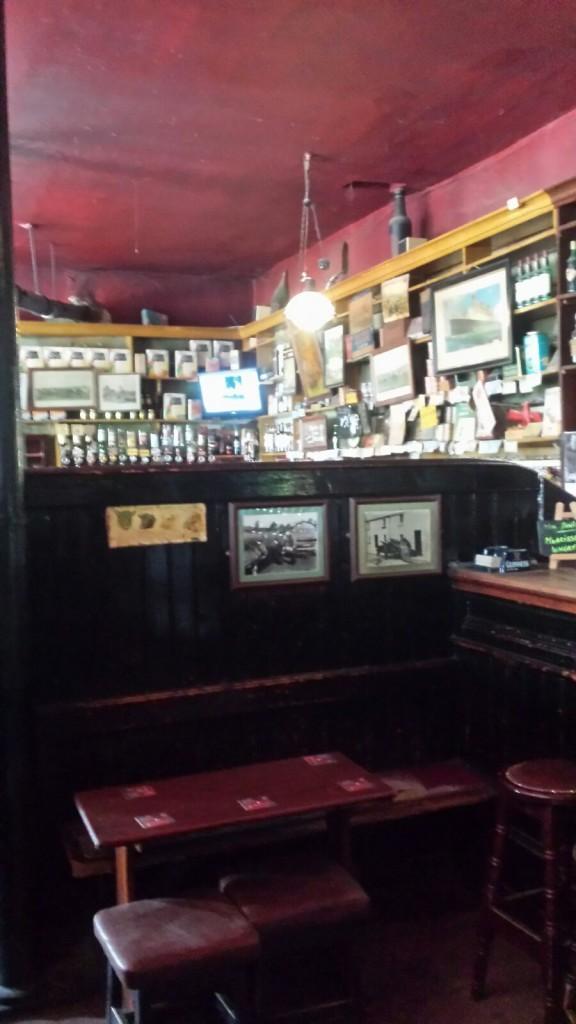 Morrissey's pub Abbeyleix