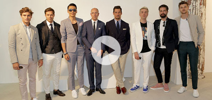 highlights of the london collections men june 2016