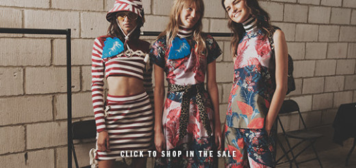 further reductions! house of holland clothing sale