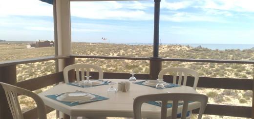 a delightfully unrefined restaurante 2 passos algarve , portugal