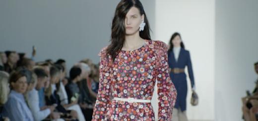 day 8: new york fashion week, michael kors, ralph lauren