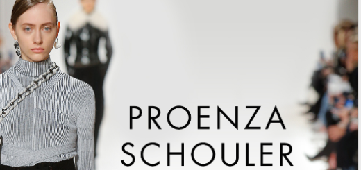proenza schouler new launch