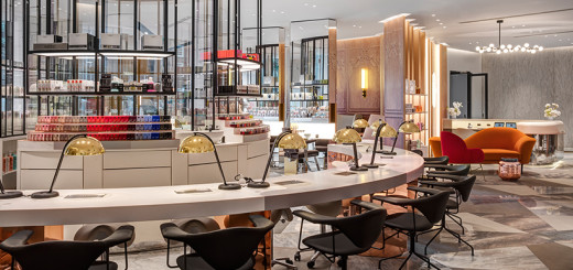 harvey nichols beauty lounge