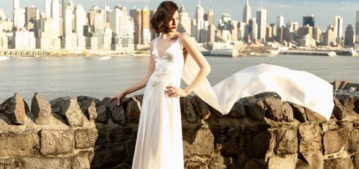 the best wedding dresses: new york bridal fashion week