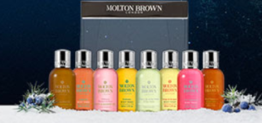 from molton brown to you | free travel sets
