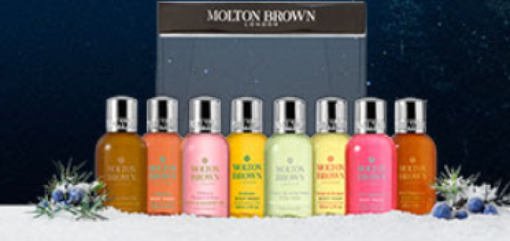 from molton brown to you   free travel sets