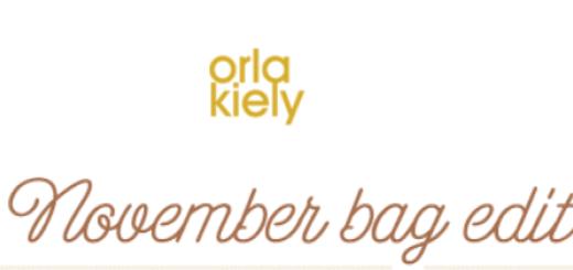 shop the orla kiely november bag edit now!