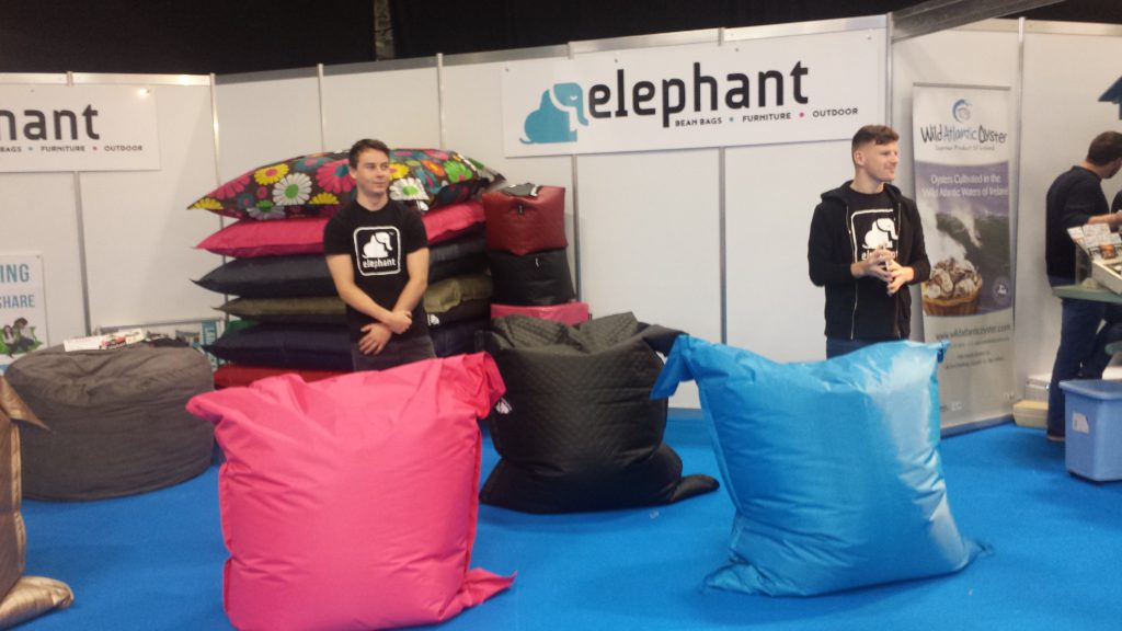 elephant beanbags