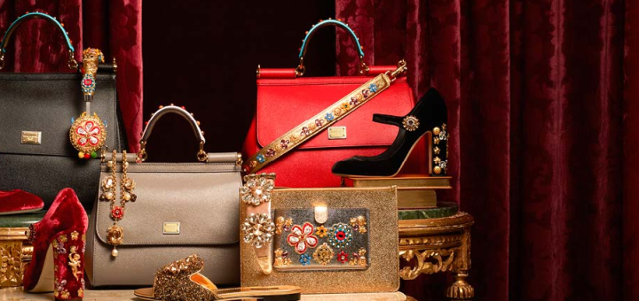 my theresa x dolce & gabbana exclusive capsule collection