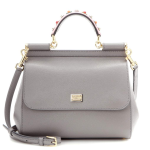 Grey Dolce and Gabbana Tote