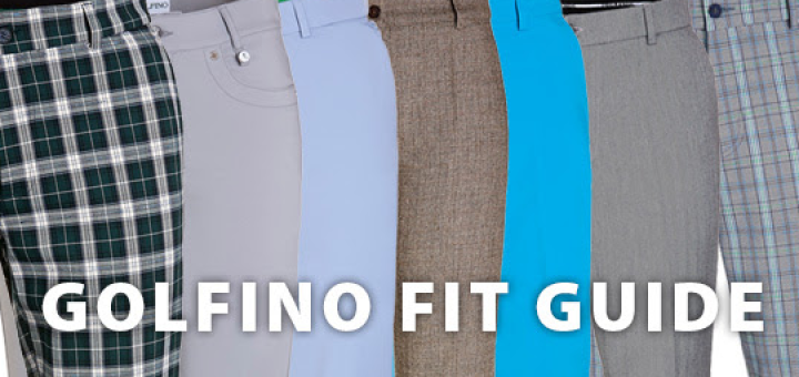 golfino – perfect fit for any situation!