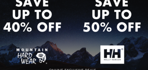save up to 40% off mountain hardwear and helly hansen