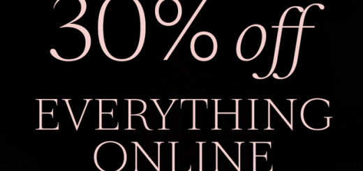 pink friday has arrived – 30% off site wide including sale