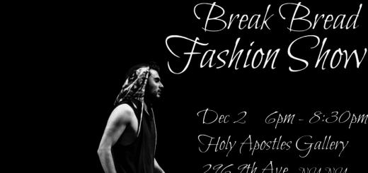 dec 2: break bread fashion show