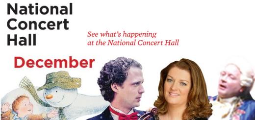 national concert hall december highlights