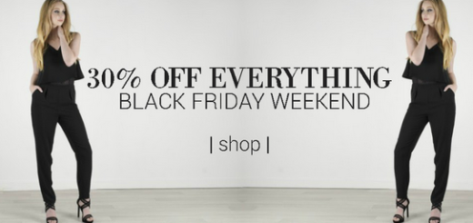 ontrend.eu – black friday weekend has come early!