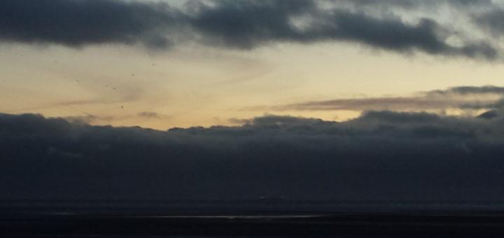 daybreak at sandymount time series
