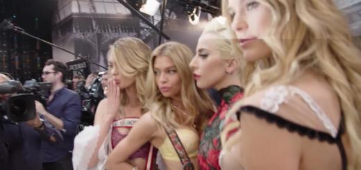 victoria's secret fashion show 2016 – first look.