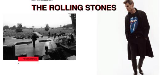 zara x the rolling stones