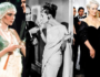 10 Decades of Party Dresses