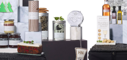 last chance for free delivery on hampers!
