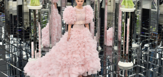 fashion friday: chanel haute couture ss17.