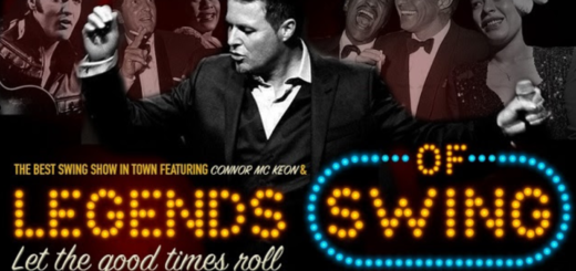 national concert hall – the best swing show in town