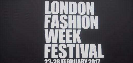 teatum jones at london fashion week festival – video