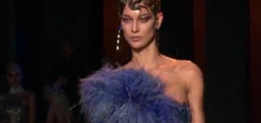 london fashion week – runway video: the blonds