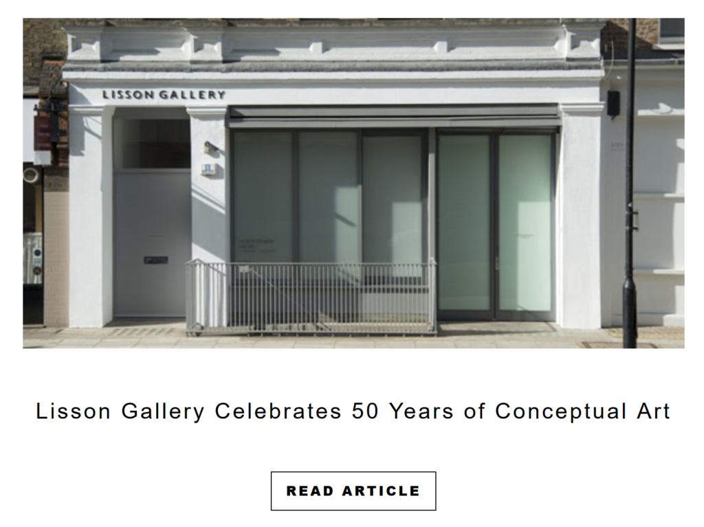 lissongallery